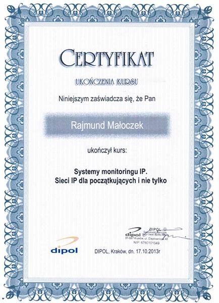 certyfikat-dipol